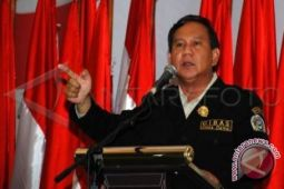 Prabowo menyetujui 10 poin kontrak politik buruh