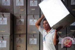 Kpu: Pemilu 2019 gunakan lima kotak suara