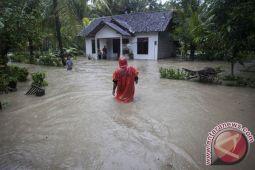 BPBD mengupayakan bantuan renovasi rumah korban banjir