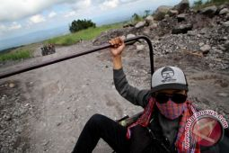 Komunitas jip wisata Merapi membahas sanksi kecelakaan
