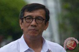 Indonesia-Jepang menandatangani kerja sama bidang hukum-HAM