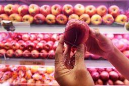 Manfaat makan apel beserta kulitnya