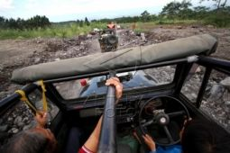 Dishub: kecelakaan jip wisata karena kelalaian operator