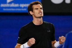 Murray rayakan kenaikan peringkat dengan kemenangan