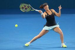 Hingis mencapai final Wimbledon pertamanya sejak 1998