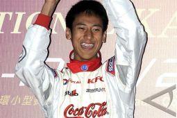Sean sukses di ajang GP2