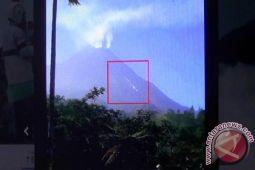 Gunung Merapi kembali meletus freatik