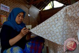 Batik Sekar Jatimas memanfaatkan