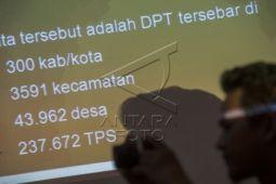 Jumlah pemilih Pemilu 2019 di Yogyakarta bertambah