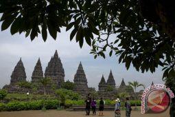 Candi Prambanan objek wisata favorit libur Lebaran
