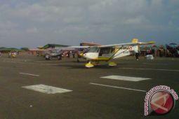 Jogja Air Show melibatkan 60 pilot paramotor