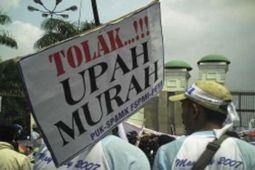 Disnakertrans Kulon Progo sosialisasi besaran UMK 2018