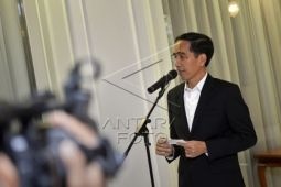 Presiden Joko Widodo meminta ekspor produk otomotif didorong