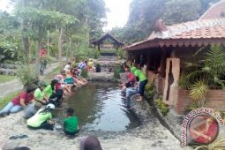 Sultan meresmikan desa wisata agro