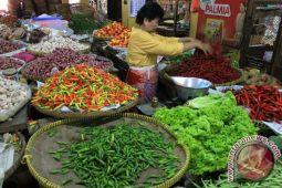Pedagang Pasar Demangan keluhkan omzet semakin berkurang