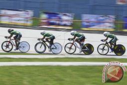 Balap Sepeda - Lima pebalap Indonesia turun ke kejuaraan dunia