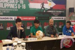 Timnas U-16 siap lakoni dua pertandingan sekaligus
