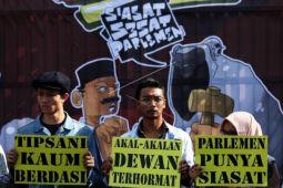 Muara hak angket DPR terhadap KPK - Oleh M Sanyoto