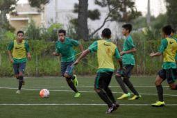 Timnas U-16 hadapi Persija-Bina Mutiara sebelum AFF