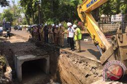 Pekerjaan fisik drainase Babaran dikerjakan pertengahan 2018