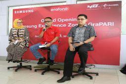 Telkomsel gelar Samsung Experience Zone di GraPARI