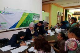 BPJS Ketenagakerjaan Yogyakarta menggelar Pasar Murah