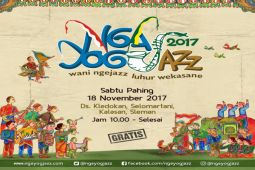 Dusun Kledokan Sleman tuan rumah Ngayogjazz 2017