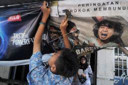 Kulon Progo tertibkan iklan rokok di warung-warung