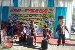 Pemkab Kulon Progo pindahkan pedagang pasar burung