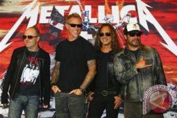 Metallica terima hadiah Musik Polar Swedia