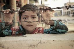 Tinggal di daerah perang, 350 juta anak terancam kematian akibat kekerasan
