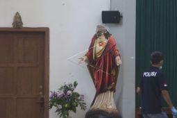 Pelaku penyerangan Gereja Santa Lidwina dipindahkan ke Jakarta