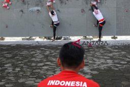 Panjat tebing Indonesia merebut dua emas di Filipina