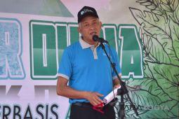 Bupati Sleman menerima 223 mahasiswa KKN UGM