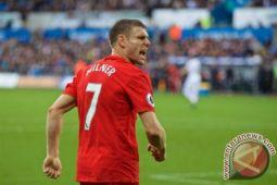 James Milner pecahkan  rekor pemain dengan assist terbanyak