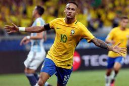 Kesempatan Neymar main di Barcelona sudah tertutup