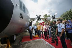 Panglima TNI resmikan empat pesawat Museum Dirgantara