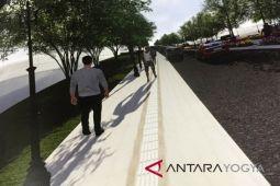 Pedestrian Kotabaru Yogyakarta dibangun usai libur lebaran