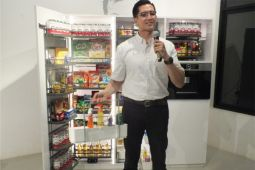 Private Viewing of HAFELE Smart Storage and Live Cooking