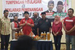 PDIP Yogyakarta bertekad menangkan Jokowi -Maruf Amin