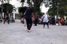 Bawaslu sosialisasi pengawasan partisipatif di Titik Nol Yogyakarta