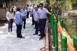 Penataan bantaran  Sungai Gajah Wong tunjukkan hasil