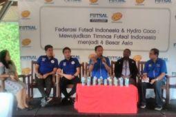 Kalbe-FFI dukung Timnas Futsal mencapai empat besar Asia