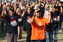 Desa Candi Binangun deklarasi antipolitik uang