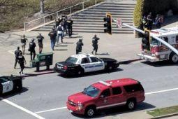 Delapan orang tewas dalam insiden penembakan Sinagoga di Pittsburgh