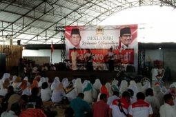 Relawan Nusantara Yogyakarta Deklarasi dukung Prabowo-Sandi