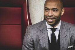 Pep Guardiola menjadi inspirator pelatih AS Monaco Thiery Henry