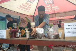 Pecinta kopi gelar pesta kopi Kulon Progo