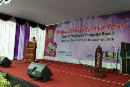 Festival Grebeg Pasar kenalkan komoditas unggulan pasar