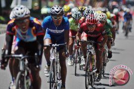 Balap sepeda Indonesia meraih tiga emas Kejuaraan Asia